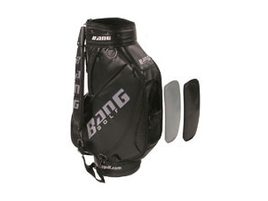 Bang Staff Bag Black 9.5
