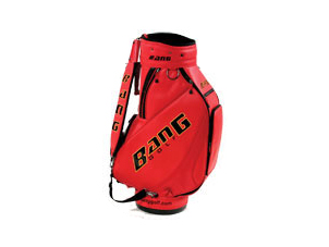 Bang Staff Bag Red 11