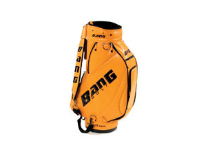 Bang Staff Bag Yellow 11