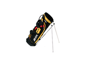 Bang Carry Stand Bag Black/Yellow/Red