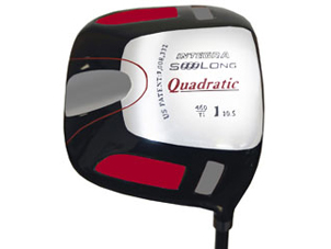 Integra Quadratic 460cc Driver