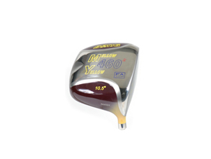 Bang Mellow Yellow Square Driver Head
