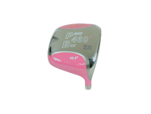 Bang Pink Square 460cc Driver Head