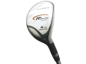 Alpha RX Low Pro Hybrid Head