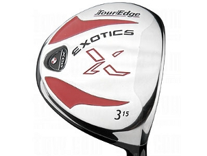 Tour Edge Exotics XCG Fairway Wood