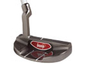 Hireko Bionik 105 Red Insert Putter - Mallett Head